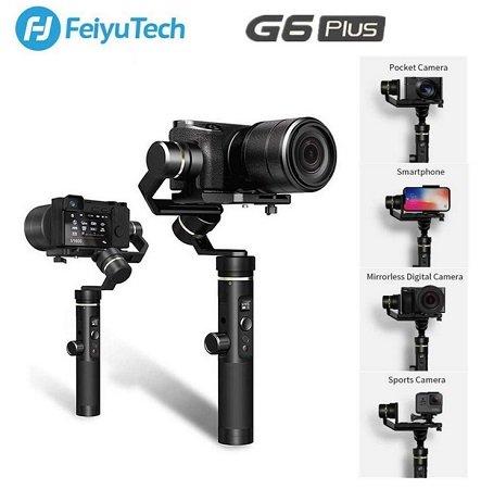 Mbuynow FeiyuTech G6 Plus DSLR Gimbal für nur 203,74€ inkl. VSK