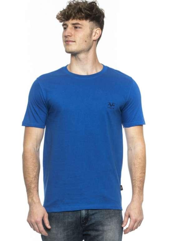 Versace 1969 Herren T-Shirt in Royal für 12,34€ inkl. Versand (statt 25€)