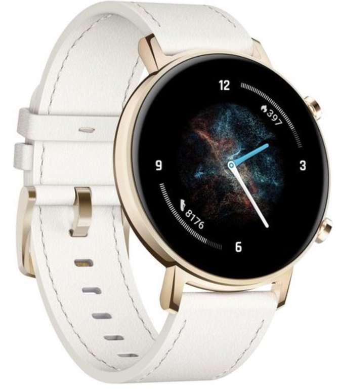 Huawei Watch GT 2 Diana Smartwatch (1,2 Zoll, RTOS) in Frosty White für 135,94€ inkl. Versand (statt 175€)