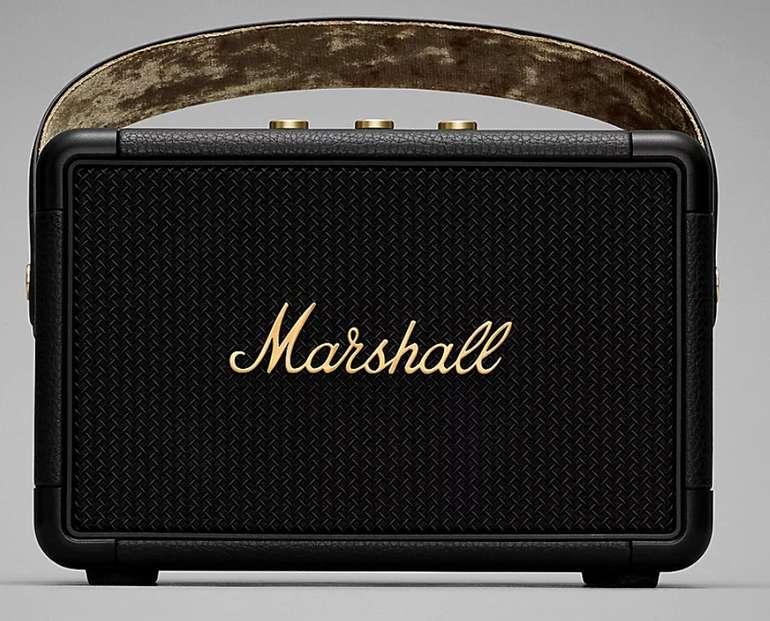 Marshall Killburn II Bluetooth Lautsprecher für 203,99€ inkl. Versand (statt 235€)
