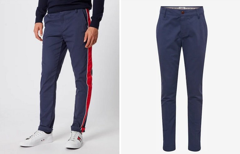 Tommy Jeans Chino Stripe Scanton