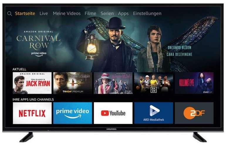 Grundig 43 GUB 7060 - 43 Zoll Fire TV Edition UHD 4K Fernseher für 280,33€ inkl. Versand (statt 314€)