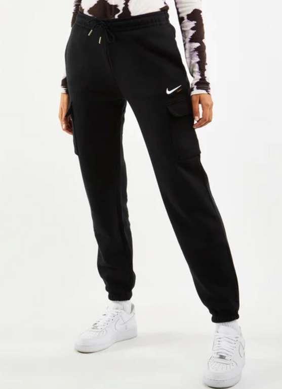 Nike Gel Essentials Damen Hose in schwarz für 29,99€inkl. Versand (statt 60€)