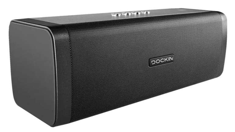 Dockin 213695 D Fine Bluetooth Lautsprecher in schwarz für 96€ inkl. Versand (statt 119€)