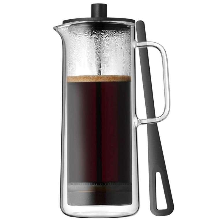 WMF Coffee Time French Press Kaffeebereiter aus Glas (spülmaschinengeeignet) für 29,24€ inkl. Prime Versand