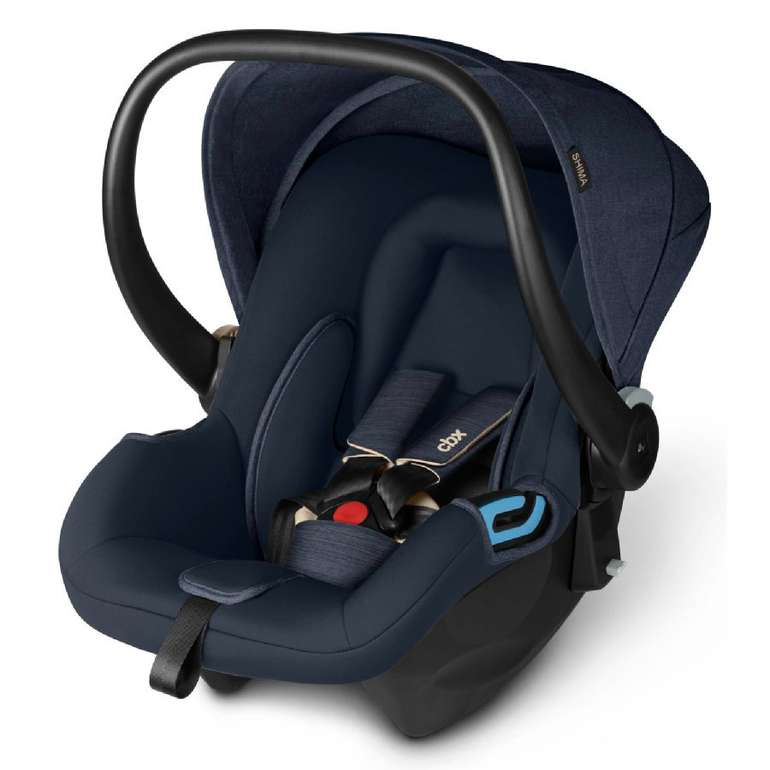 Cbx Babyschale Shima Jeansy Blue für 44,99€ inkl. Versand (statt 63€)