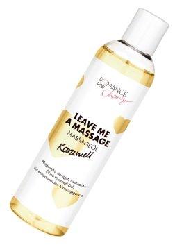 Verlängert: Eis.de Singles Day Sale, z.B. 250ml Massage-Öl (Karamell-Duft) für 2,49€