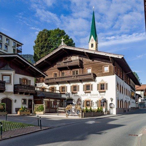 Kitzbüheler Alpen: 2 Übernachtungen im Alpen Glück Hotel Unterm Rain mit Frühstück und 10€ Dinner-Gutschein ab 99€ p. P.