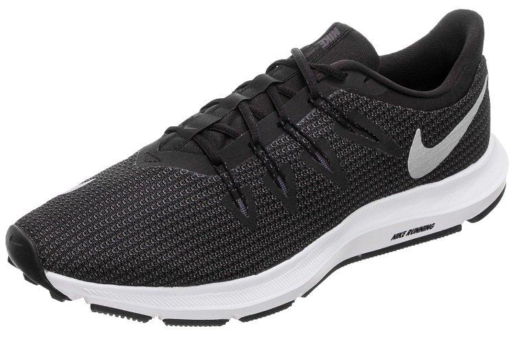 Nike Quest Damen Laufschuhe in Schwarz für 35,98€ inkl. VSK (statt 52€)