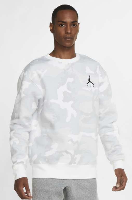 Jordan Jumpman Air All Over Print Camo Fleece Herren Sweatshirt für 29,99€ inkl. Versand (statt 40€)