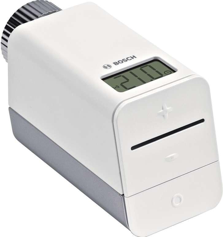 Bosch Funk-Heizkörperthermostat fürs Smart Home für 35,90€ inkl. Versand (statt 42€)