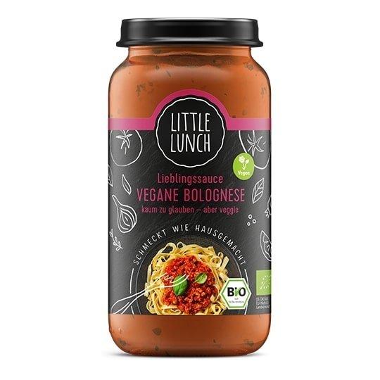 Little Lunch 18er Pack Lieblingssauce Vegane Bolognese für 28,66€ inkl. Versand (statt 36€)