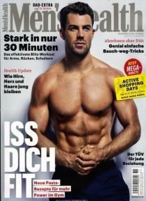 6 Monate Men's Health mit 6 Ausgaben für 31,50€ + z.B. 20€ Verrechnungsscheck