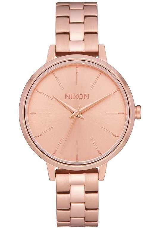 Nixon Medium Kensington in Rosé Gold für 70€ inkl. Versand (statt 100€)