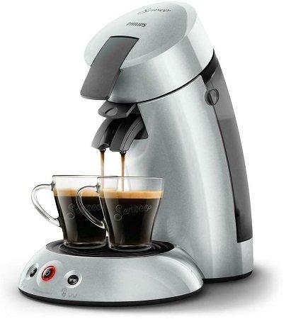Philips Original Senseo HD6556/50 Kaffeepadmaschine für 35,99€ (statt 50€)