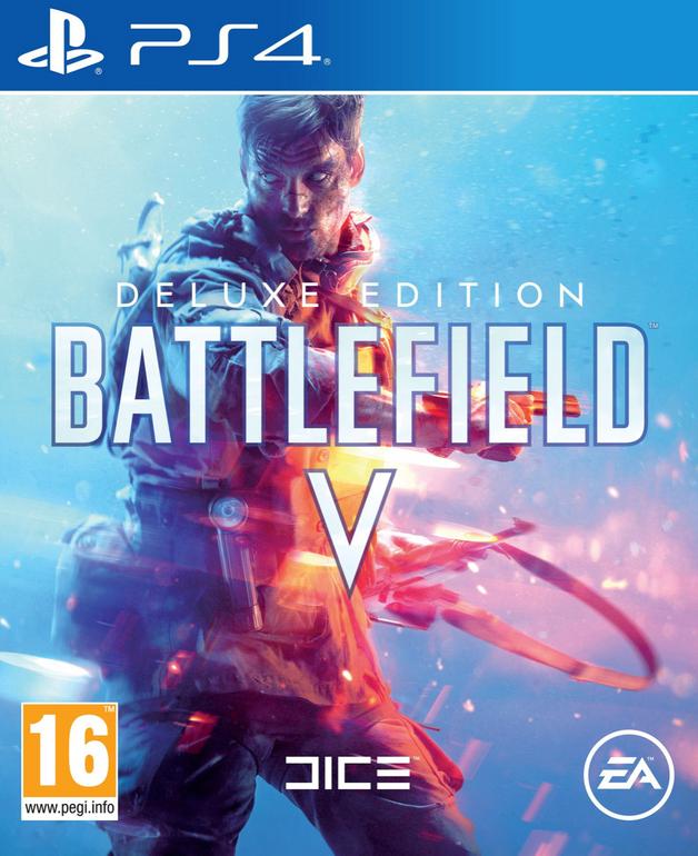 Konsolenschnäppchen: Battlefield V Deluxe Edition (PS4) für 39,99€ (statt 62€)