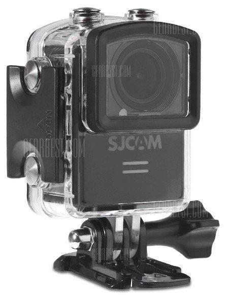 SJCAM M20 Action Cam + gratis Sricam SP009 720P IP Kamera nur 57,61€