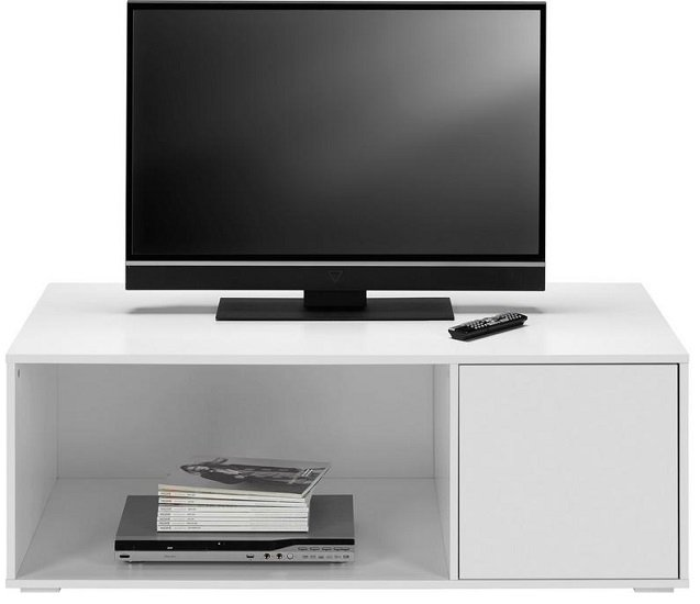 Bessagi Home 'Basic' TV-Element in Weiß für 20,93€ inkl. VSK