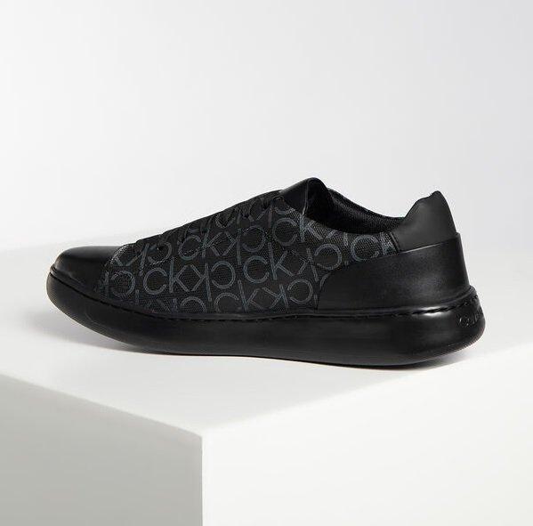 """Calvin Klein Herren Sneaker """"Falconi"""" in Schwarz für 38,62€ inkl. Versand (statt 64€)"""