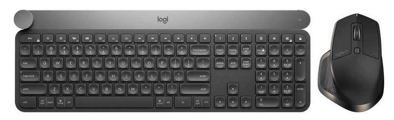 Bundle: Logitech Craft Advanced + MX Master für 139,69€ inkl. Versand (statt 181€) - Newsletter