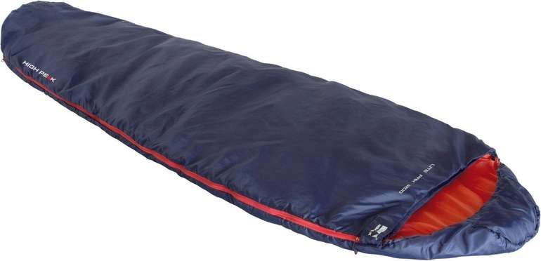 High Peak Lite Pak 1200 Schlafsack für 17,98€ inkl. VSK (statt 22€)
