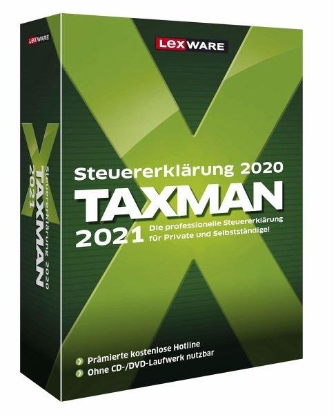 Taxman 2021 (für das Steuerjahr 2020) für 19,99€ inkl. Versand (statt 25€)