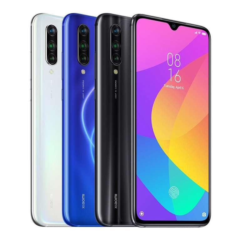 """Xiaomi Mi 9 Lite - 6,39"""" Smartphone mit 128GB in 3 Farben für je 246,90€ inkl. Versand"""