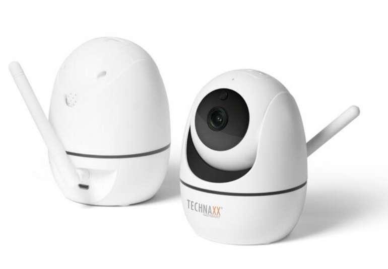 """Technaxx Überwachungskamera """"TX-146"""" mit Full HD und WLAN für 40,94€ inkl. Versand (statt 58€)"""