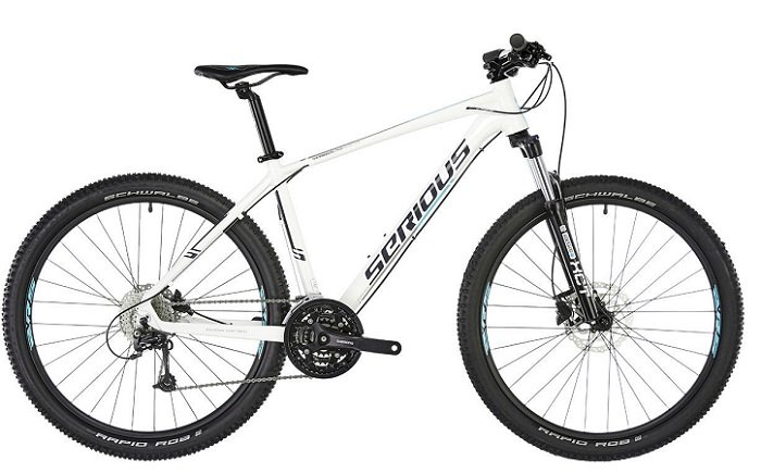 "Serious Mountainbike Shoreline 27,5"" als 46er Rahmenhöhe nur 269,10€ inkl. VSK"