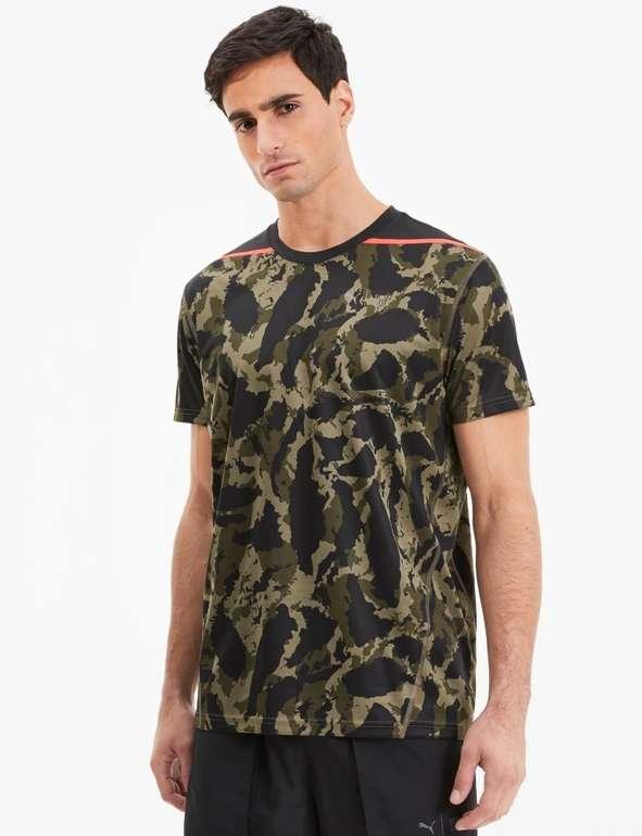 Puma x First Mile Camo Herren Training T-Shirt in 3 Farben für je 20,43€ inkl. Versand (statt 33€)