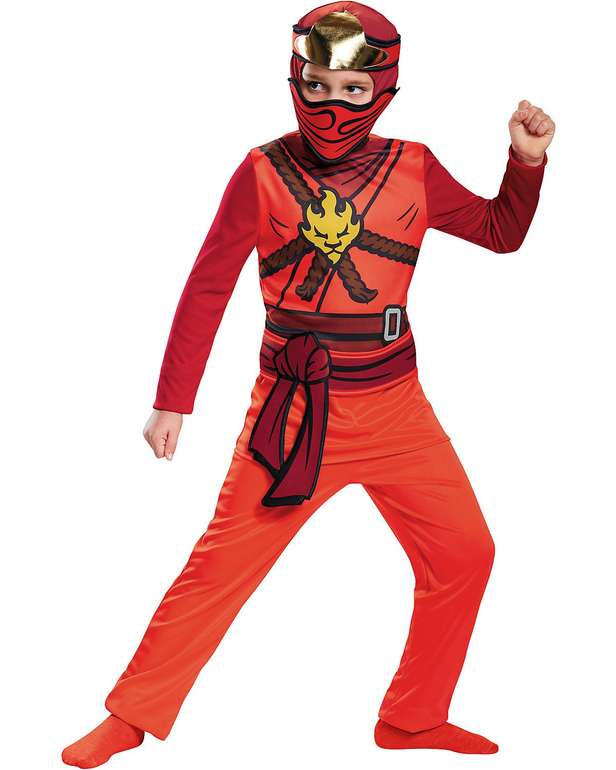 myToys: 10% Extra-Rabatt auf Kostüme, z.B. Lego Ninjago Kai M für 22,74€