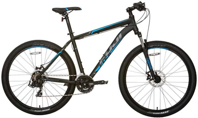 FUJI Mountainbike Nevada 3.0 LE (21 Gang Shimano RD-TY500 Schaltwerk, Kettenschaltung) je 363,56€