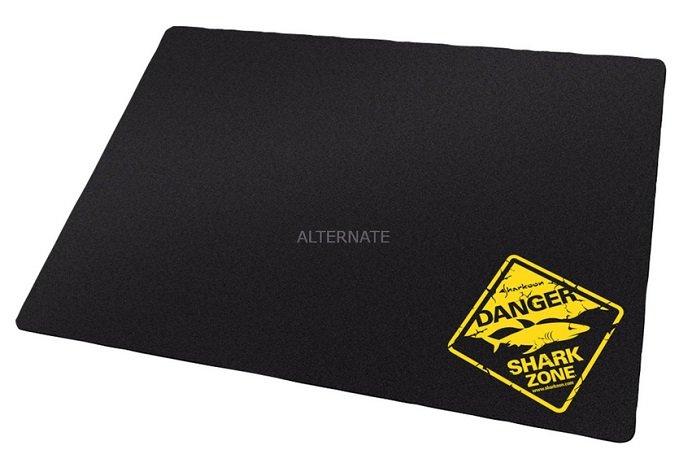 """Sharkoon 1337 Mauspad """"Tough"""" 355 x 255 mm für 10,48€ inkl. VSK (statt: 16,97€)"""