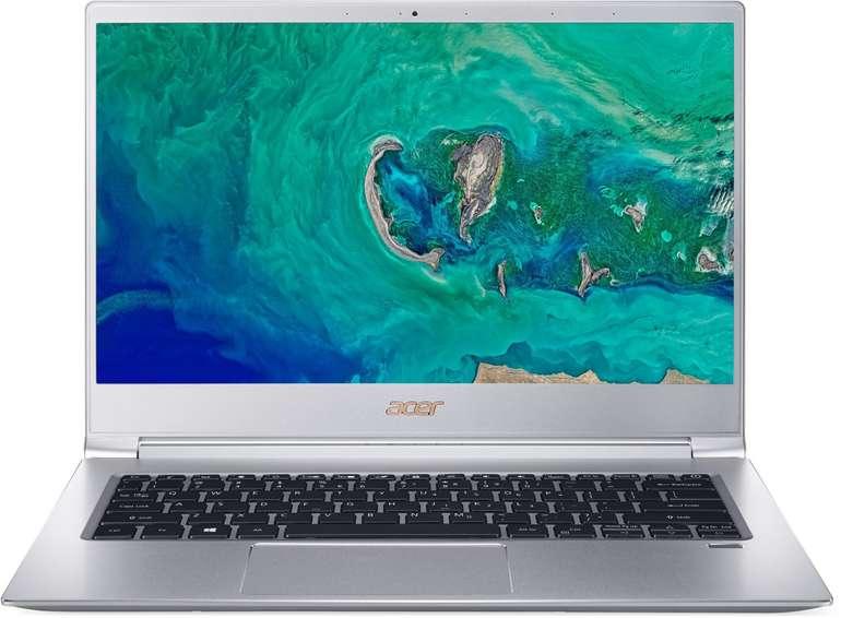 "Acer Swift 3 SF314-55 - 14"" IPS FHD Notebook mit  i5-8265U, 8GB RAM, 256GB SSD für 649€"