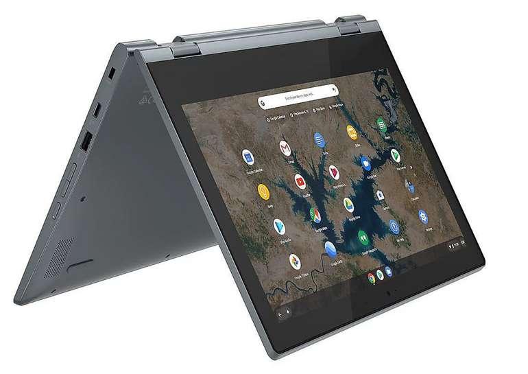 Lenovo Chromebook Flex 3 11 mit 11 Zoll HD MT8173C (4GB/64GB) für 164€ inkl. Versand (statt 219€)