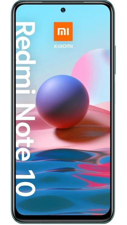 Xiaomi Redmi Note 10 LTE (29€) + Telekom (Mobilcom Debitel) Allnet-Flat mit 6GB LTE für 12,99€ mtl.