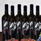7 Flaschen Il Divino Syrah + 1 Fl. SEDNA Primitivo di Manduria für 39,90€