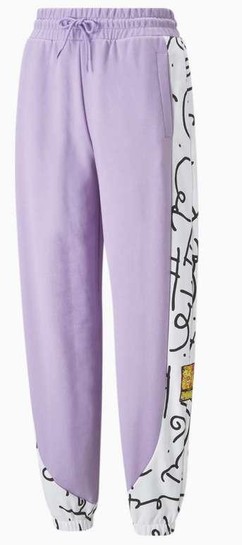 Puma x Britto Damen Sweatpants mit Print in 2 Farben für je 35,96€ inkl. Versand (statt 65€)