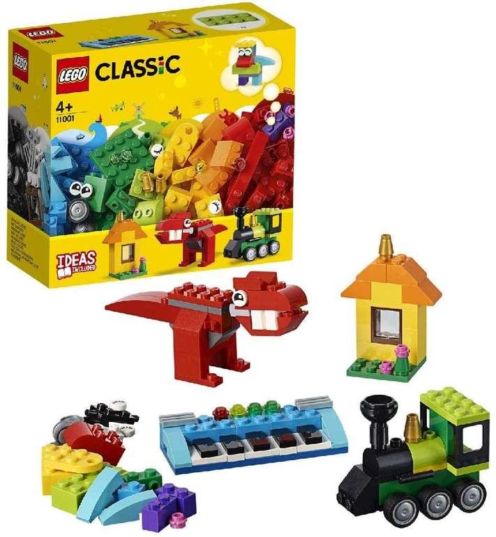 Lego Classic - Bausteine: Erster Bauspaß (11001) für 6,88€ inkl. Prime Versand (statt 10€)