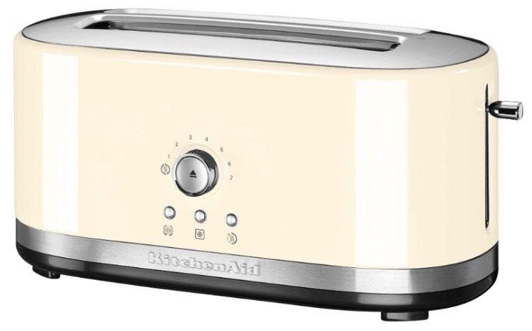 KitchenAid 5KMT4116 - 4 Scheiben Langschlitz-Toaster für 99€ (statt 149€)