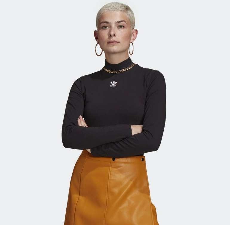 Adidas Adicolor Essentials Damen Longsleeve für 15,30€ (statt 21€) - Creators Club