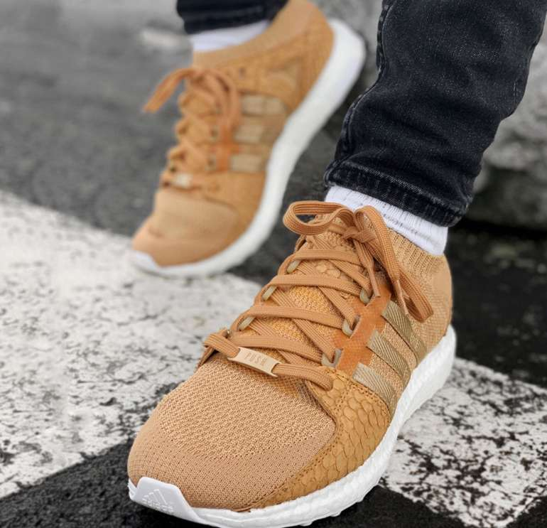 Adidas Originals x King Push EQT Support Ultra Boost Bodega Sneaker für 53,94€ (statt 70€)