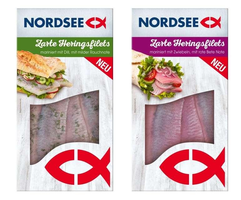 Nordsee Zarte Heringsfilets gratis testen dank Geld-zurück-Garantie (GzG)