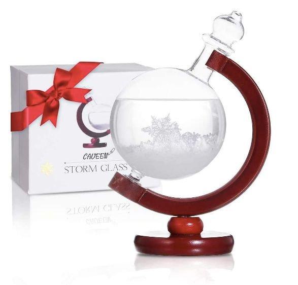 Caveen Sturmglas zur Wettervorhersage für 14,84€ inkl. Prime Versand (statt 27€)