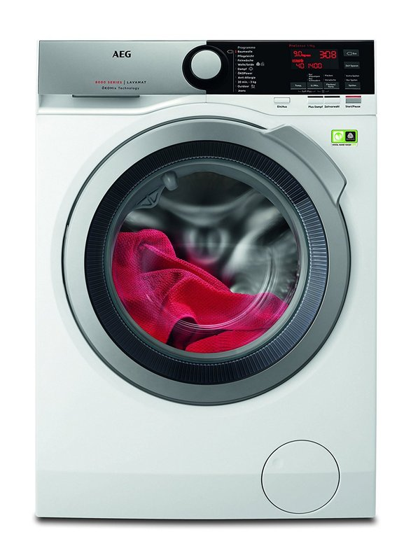 AEG L8FE76695 9kg Waschmaschine (1600U/Min., A+++) für 608,55€ inkl. Versand