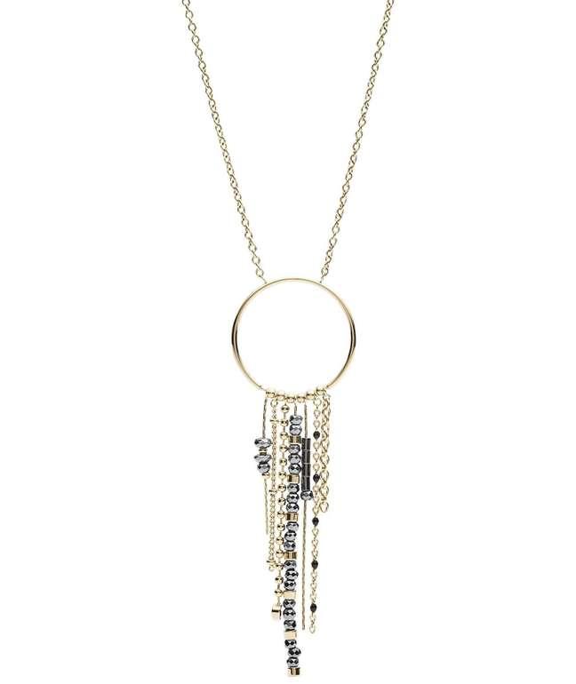 """Fossil Damen Halskette """"Mixed Chains"""" (JF03273710) für 33,18€ inkl. Versand (statt 46€)"""