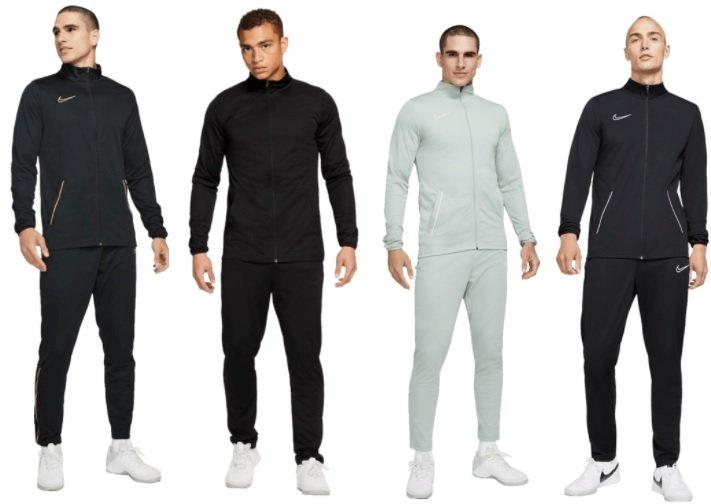 Nike Trainingsanzug Academy Knit in 4 Farben für je 37,95€ inkl. Versand (statt 50€)