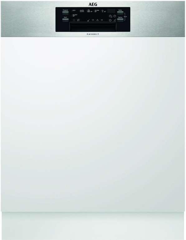 AEG FES6280XPM Einbaugeschirrspüler mit A++ für 511,90€ (statt 747€)