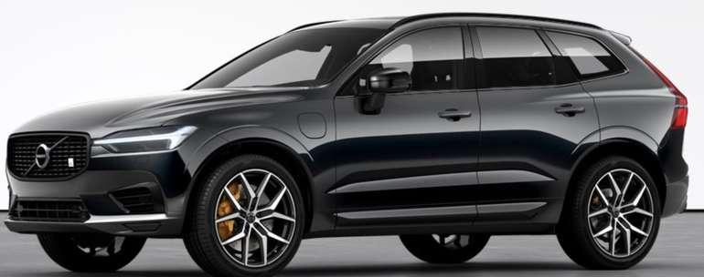 Gewerbe Leasing: Volvo XC60 T8 AWD Hybrid mit 303 PS (Vollausstattung) für 358€ mtl. (BAFA, LF: 0,42)