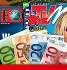 Zeitschriften Abos + Scheck in Höhe des Abo-Preises + 3 Monats Schnupper-Abo's